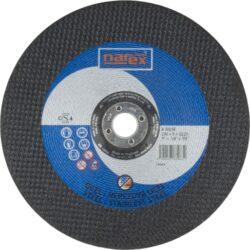 NAREX 65403777 Kotouč brusný 230/6mm na kov vypouklý A 30Q BF