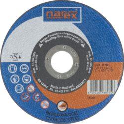 NAREX 65403779 Kotouč řezný 125/1mm na nerez A 60R BF INOX