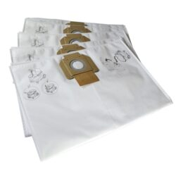 NAREX 65900692 Filtrační sáček SET 5ks textilní pro VYS 33-21, 33-71-Filtrační sáček SET 5ks textilní
