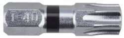NAREX 65404469 Bit T40x25mm TORX Black (20ks) SUPERLOCK