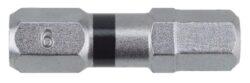 NAREX 65404475 Bit inbus (imbus) H6x25mm Black (2ks)