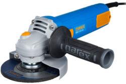 NAREX 65404594 EBU 115-10 Bruska úhlová 115mm 950W-Obratná úhlová bruska 115mm SLIMDESIGN s univerzálním použitím, 950 W.