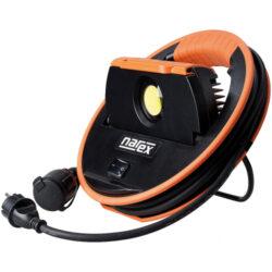 NAREX 65404611 Reflektor 40W 4000LM FL LED 40 EC s kabelem-Reflektor 40W 4000LM FL LED 40 EC s kabelem
