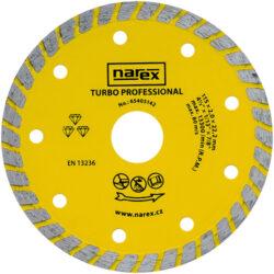 NAREX 65405142 Kotouč řezný diamantový 115mm TURBO PROFESSIONAL