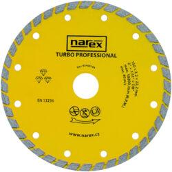 NAREX 65405144 Kotouč řezný diamantový 150mm TURBO PROFESSIONAL