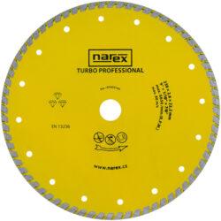NAREX 65405145 Kotouč řezný diamantový 230mm TURBO PROFESSIONAL