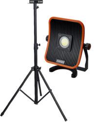 NAREX 65405198 Sada reflektor FL LED 50 ACU + stativ TL 18-Sada reflektor FL LED 50 ACU + stativ TL 18