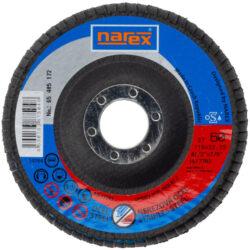 NAREX 65405172 Kotouč lamelový 115mm P60 LK 27 ZA