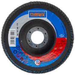 NAREX 65405174 Kotouč lamelový 115mm P80 LK 27 ZA