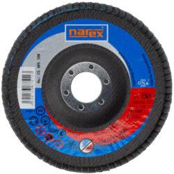 NAREX 65405180 Kotouč lamelový 125mm P60 LK 27 ZA