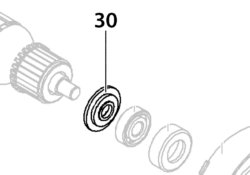 Krycí kroužek EBU 115-10 /125-10 NAREX 65404992