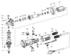 Filtrační vložka kapoty (2ks) EBU 115-6/ 125-6 NAREX 65404325(7913571)