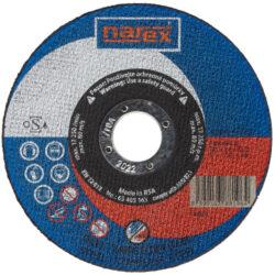NAREX 65405163 Kotouč řezný 125x1,6mm na ocel A 46Q BFB 41