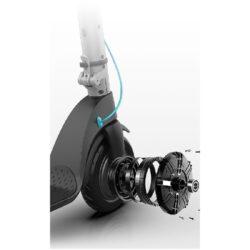 NAREX 65405349 Akumulátorová koloběžka 36V 1x6,4Ah 350W ESN 350 BRUSHLESS       (7914280)