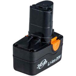 NAREX 65405334 Akumulátor 20V 3,0Ah Li-ion AP 203